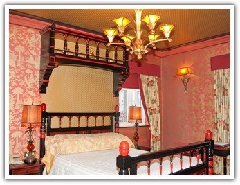 Chinese Bedroom, Crawfordburn Inn